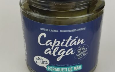 ESPAGUETI DE MAR alga en conserva (100g)