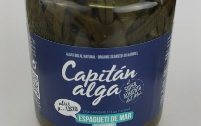 ESPAGUETI DE MAR alga en conserva (200g)